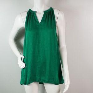CAbi Blouse Size L Style# 5549 Sleeveless 2496